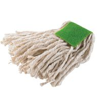 Cotton Mop With Scrubber-refill
